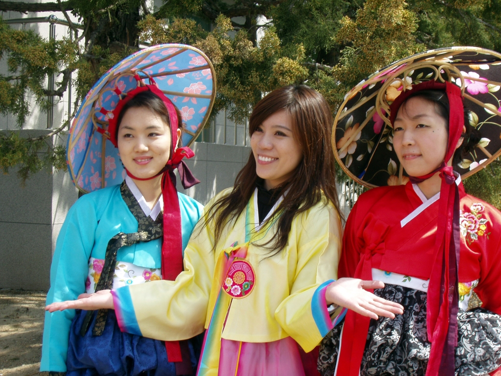 history and culture of korea 100 years ago, the landscape and culture of korea and sad history ----- gat, korean traditional.